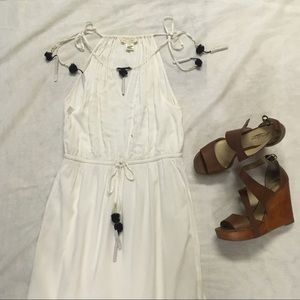 Love Stitch Sundress Tassel straps. Cute!  New